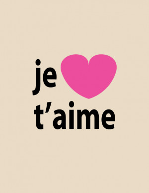 love you in french