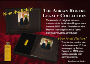 Adrian Rogers Sermons