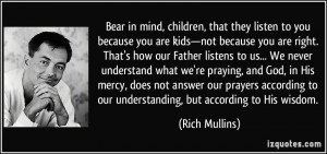 More Rich Mullins Quotes