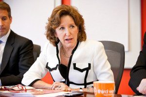 Senator Kay Hagan (D-NC), one of the most vulnerable incumbents in the ...
