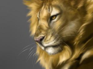 Leo The Lion G1 Wallpaper