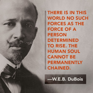 Du Bois Quotation