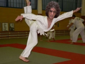 Funny Karate Graphics
