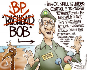 BP Oil Spill Funny Quotes and600