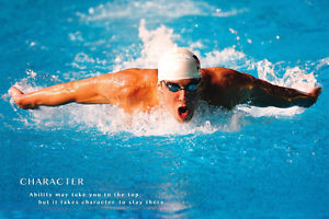 MICHAEL-PHELPS-CHARACTER-SWIMMING-POSTER-PRINT-MOTIVATIONAL-QUOTE