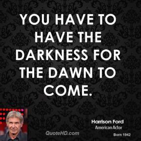 Harrison Ford Quotes