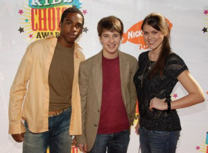 Devon Werkheiser, Daniel Curtis Lee and Lindsey Shaw