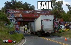 truck driver fail clearance