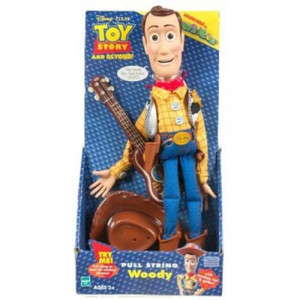 Hasbro Toy Story and Beyond - Pull String Woody Reviews