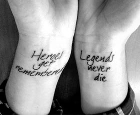 Legends Quotes & Sayings