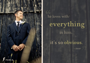 ... barn to shoot him and his groomsmen. I pulled this quote from our