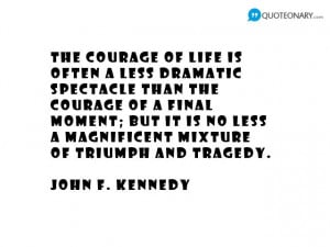 John F. Kennedy inspirational #quote