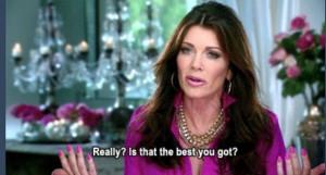 Lisa vanderpump quote