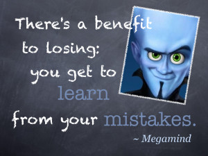 Making Mistakes Quotes And