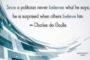 Politics Quotes and Sayings