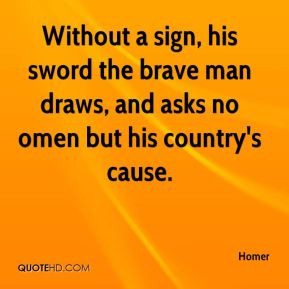 Omen Quotes