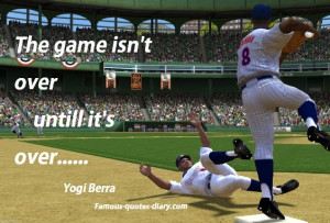 Famous Baseball Quotes Today