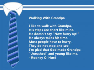 Happy Father 39 s Day Grandpa Poems