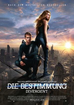 Die Bestimmung - Divergent (2014) - Poster