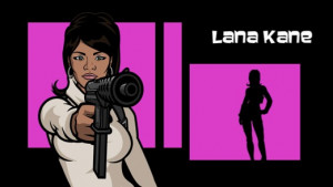 It's the Archer Quote-down!: Lana Kane