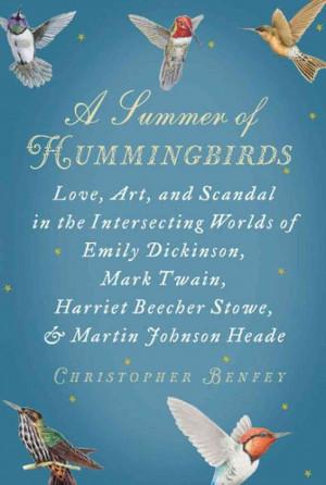 Excerpt: 'A Summer of Hummingbirds'
