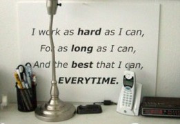 ... want to get something done, the less I call it work. ~ Richard Bach