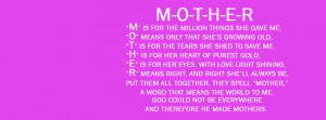 Happy Mother Day Quotes For Facebook