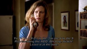 Hahaha Jesse's answering machine.