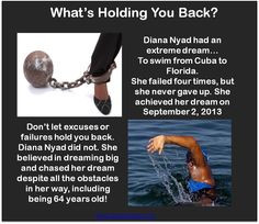 What's holding you back? Read accompanying blog post at http://ow.ly ...