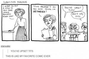 Funny Substitute Teacher
