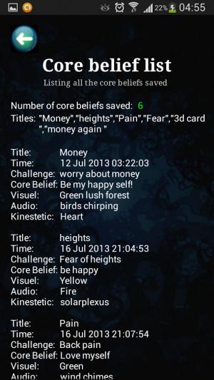 Belief System ReDefiner