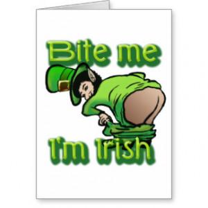Funny Leprechaun Sayings Shirts And