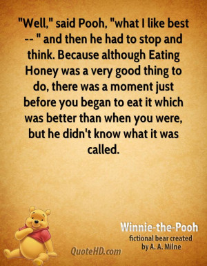 Winnie The Pooh Honey Quotes Winnie the pooh quotes
