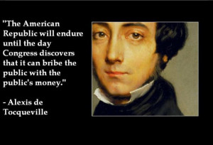 First off, who was Alexis de Tocqueville , and how do this Frenchman's ...