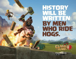 Here Are the Two New Clash of Clans Ads, Which Will Get a Gazillion ...