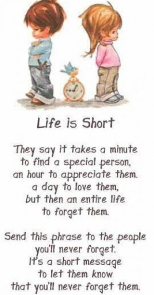 Short cute quotes about life pictures 3