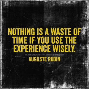 Motivational, quotes, cool, sayings, auguste rodin, time