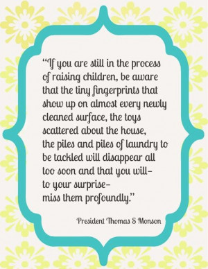 Thomas S Monson quote about family. #Monson #quote #Christmas # ...