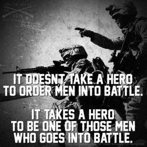 Military Leadership Quotes Military Quotes