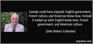 John Robert Colombo Quote