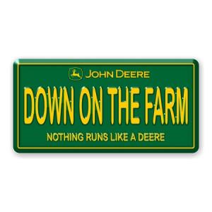 John Deere Decals