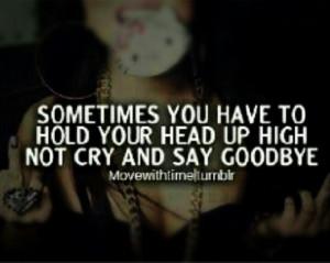 No more tears ♡