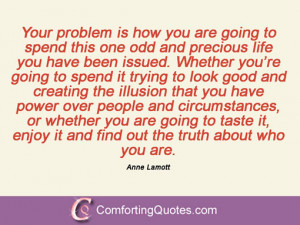 Anne Lamott Quotations