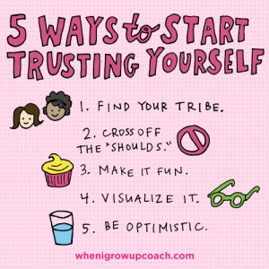 Throwback Thursday: 5 Ways to Trust Yourself