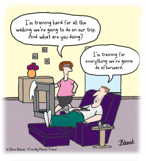 Friday's Friendly Funny by Dave Blazek is licensed under a Creative ...