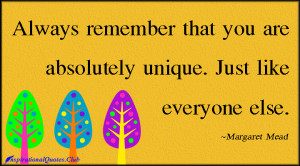 Funny Quotes About Being Different. QuotesGram