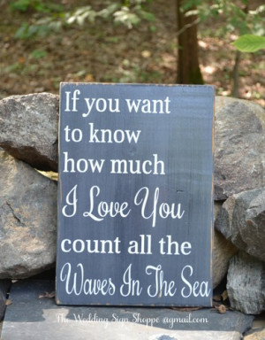 ... Idea Childrens Theme Room Count The Waves Sea Love Quote Beachy Kids