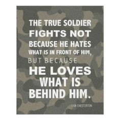 Military Support Quotes | Motivational Military Posters, Motivational ...