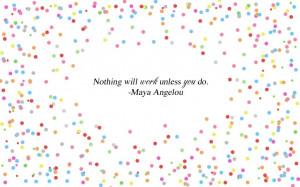 Kate Spade Quotes Wallpaper Cardigans & chai desktop image