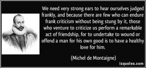More Michel de Montaigne Quotes